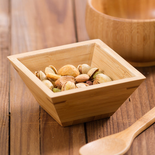 Japanese Style Bamboo Party Bowls