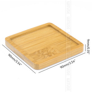 Bamboo Trays and Pots - Assorted styles