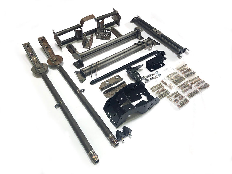 Rear Suspension Kit - 63-72 C10