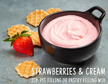Load image into Gallery viewer, Strawberries & Cream