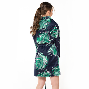 Palms in Paradise Gown