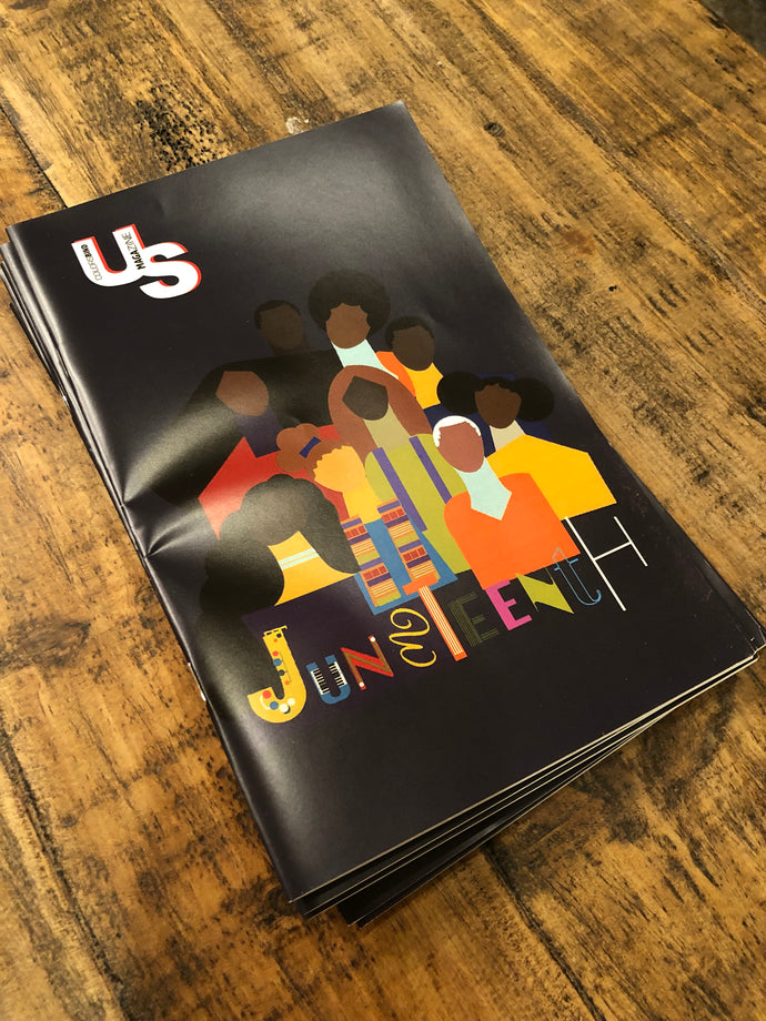 COLORSBIND US Magazine [Juneteenth Edition]