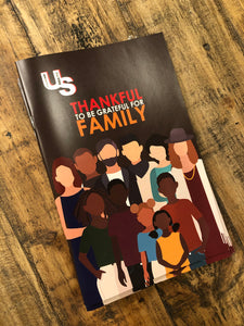 COLORSBIND US Magazine [Thankful Edition]