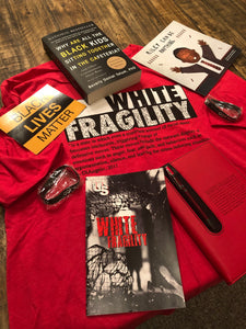 White Fragility Bundle (Limited Sets Available)