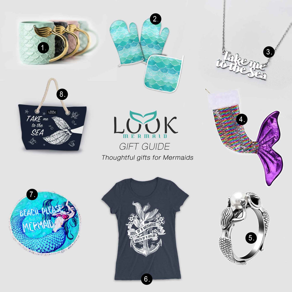 Best Gifts For Mermaids - Holiday Gift Guide