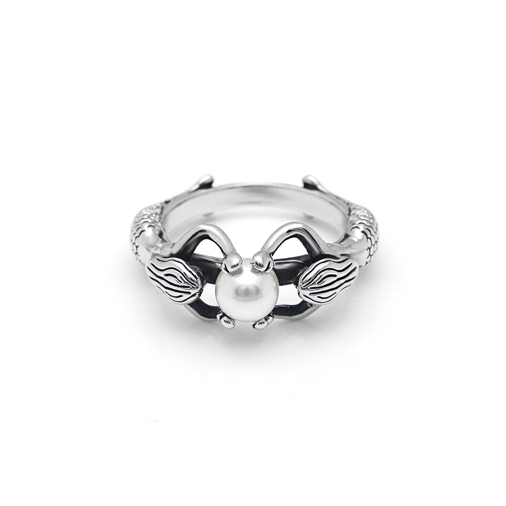 Mermaid Treasures Ring
