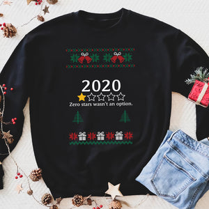 Funny 2020 Christmas sweater funny sweatshirt gifts christmas ugly sweater for men and women