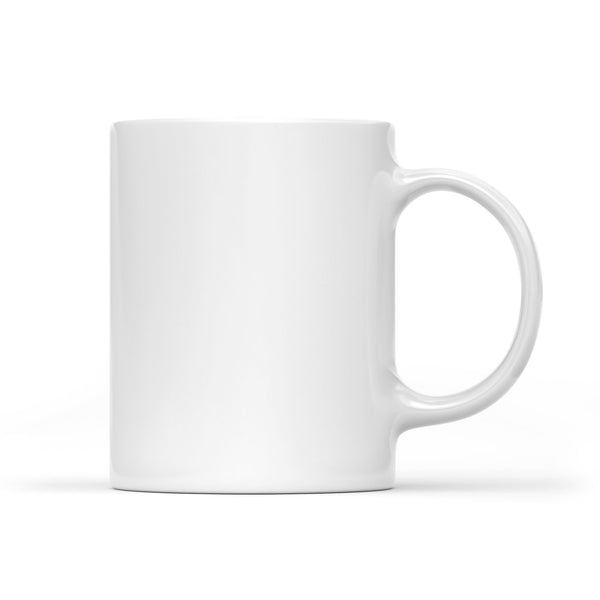 I'm Only A Morning Person On December 25th Funny Christmas  White Mug Gift For Christmas