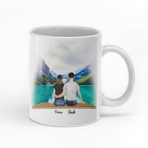 When We Have Each Other We Have Everything personalized coffee mugs gifts custom christmas mugs