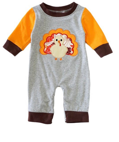 Boy's Turkey Outfit