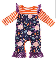 Load image into Gallery viewer, Baby Girl Fall Outfit