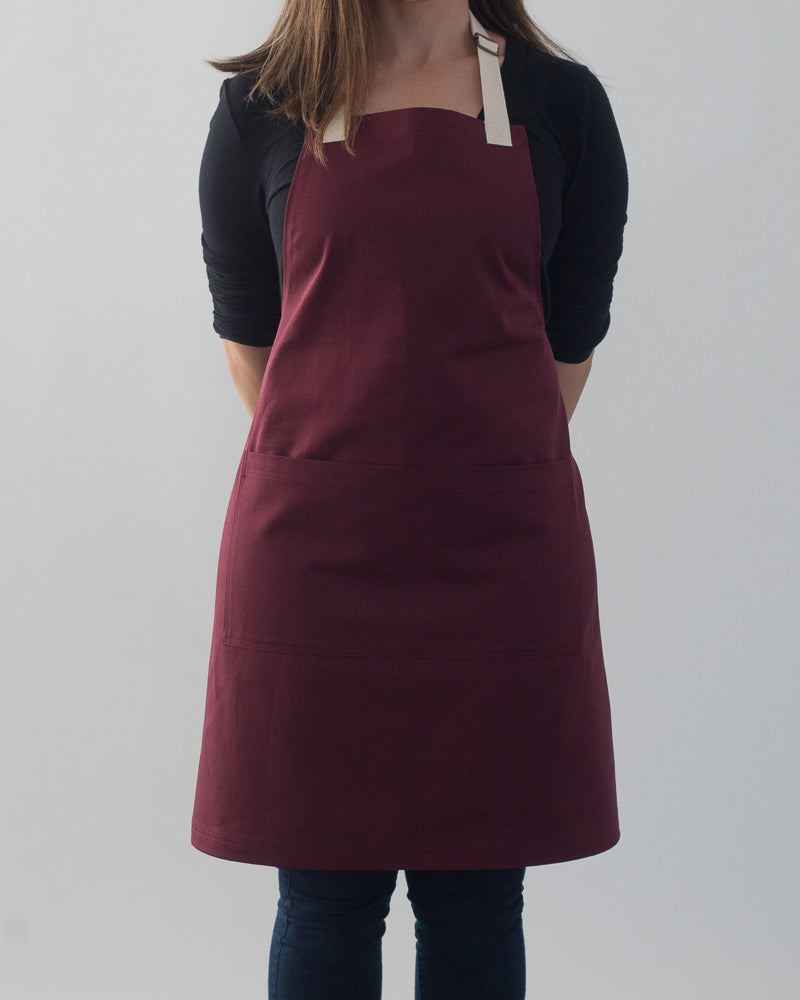 Everyday Apron // Wine