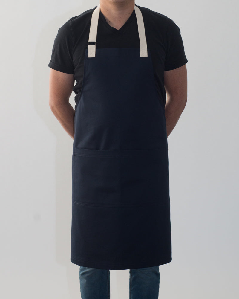 Everyday Apron // Midnight Navy