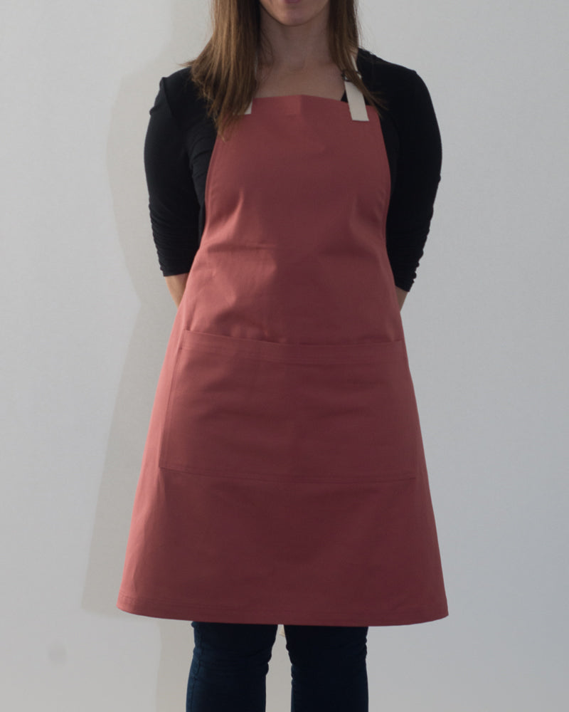 Everyday Apron // Nautical Red