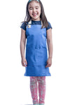 Everyday Mini Apron // Blueberry