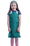 Everyday Mini Apron // Emerald