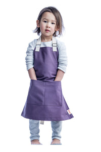 Everyday Mini Apron // Lilac