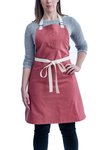 Prep Apron // Nautical Red