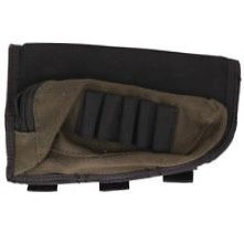 Buttstock Shell Poch/Cheek pad