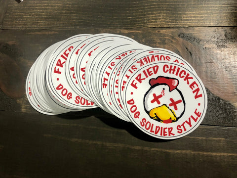 Fried Chicken Sticker