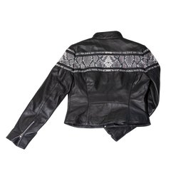 Flesh & Blood Ladies Leather Jacket