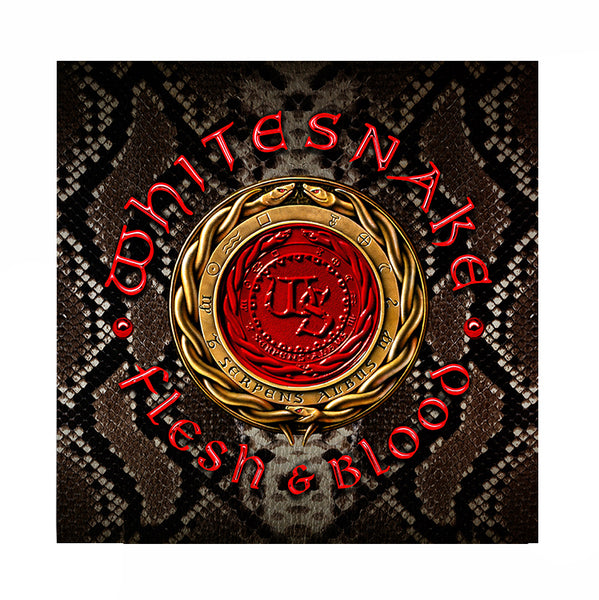 Flesh & Blood CD