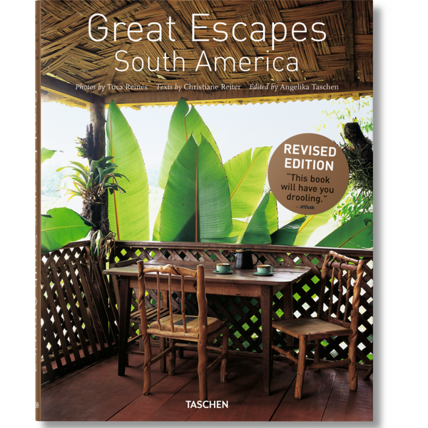 LIVRO GREAT SCAPES SOUTH AMERICA