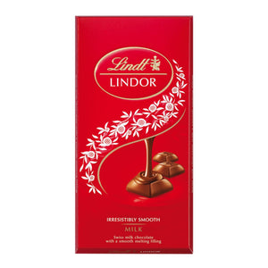 CHOCOLATE AO LEITE LINDT