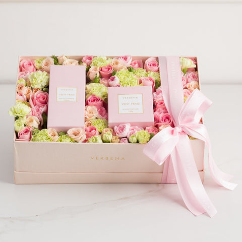 ROSE FRAGANCE BOX