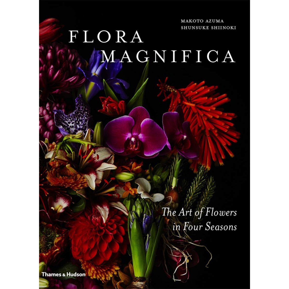 LIVRO FLORA MAGNIFICA - THE ART OF FLOWERS IN FOUR SEASONS