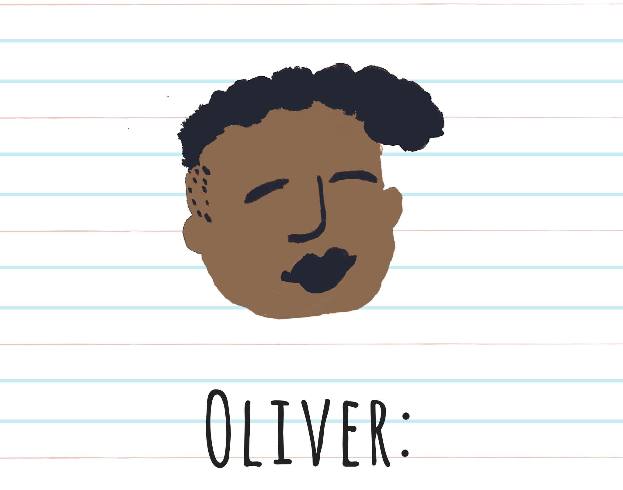 E-book: Oliver - Team Vermissingen