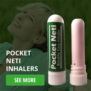 Pocket Neti Inhalers