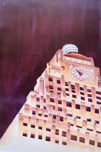 """Time Square Heights"" - Prints (No Mat)"