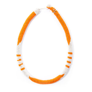 Maasi & Zulu Tribe Necklace