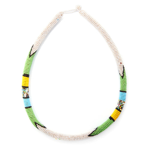 Massai & Zulu Tribe Necklace