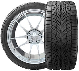 BFGOODRICH G-FORCE COMP-2 A/S - 225/55ZR16 95W - TireDirect.ca - Shop Discounted Tires and Wheels Online in Canada