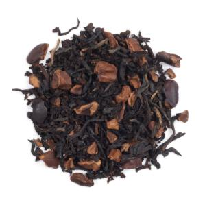 Dark chocolate Oolong loose tea