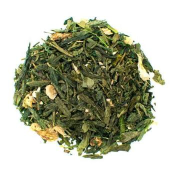 Gingerly Green loose tea