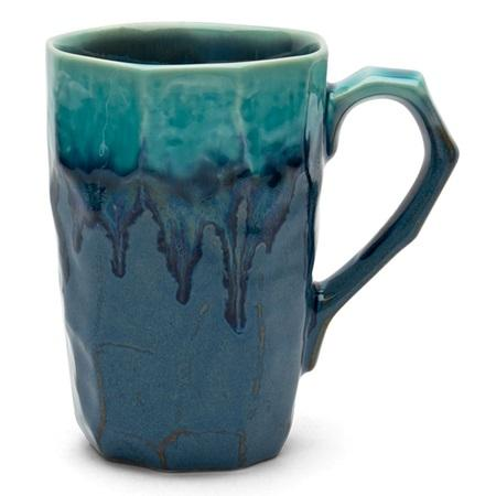 Charmed Stoneware Mugs - Hand made in Japan
