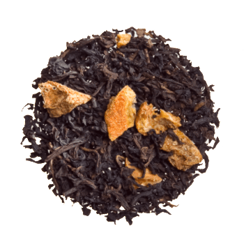 Decaf Orange - Loose Black Tea