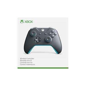 Xbox Wireless Controller-Grey and Blue - Xbox One - Grey/Blue Edition