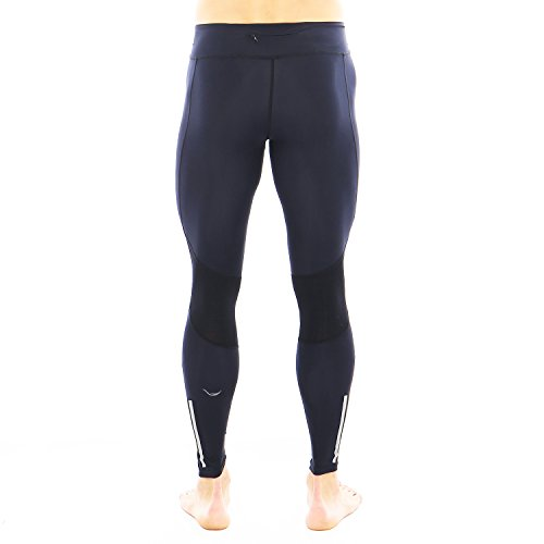 ZAREUS Men's Compression Pants Running Tights Athletic Leggings - Moisture Wicking, Dry Fit Base Layer for Basketball, Cycling, Gym Workout, Yoga, Running Leggings, Rash Guard, Sport Thermal Underwear