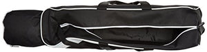 Easton E100T Tote Bat Bag, Black, 35 by 7 by 8.5-Inch