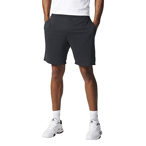 adidas Men's Uncontrol Climachill Shorts, Chill Black Melange, 2XTG