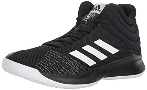 adidas Men's Explosive Ignite 2018 Basketball Shoes, Core Black/Footwear White/Grey Five, 8 M US