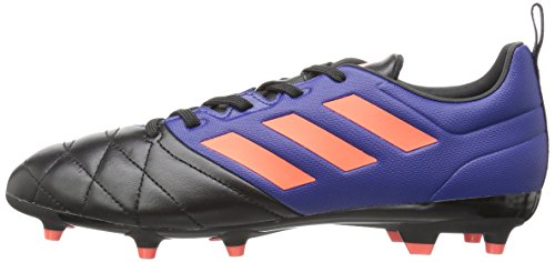 adidas Women's ACE 17.3 Firm Ground Soccer Shoes, Mystery Ink/Easy Coral/Core Black, 9.5 M US