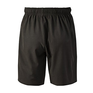 Mizuno Elite 9 Men's Euro Cut Shorts, Black, Large
