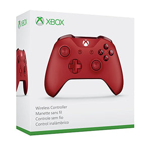 Xbox One Wireless Controller - Red