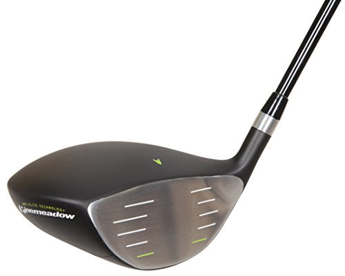 Pinemeadow Golf PGX Offset Driver (Men's, Right Hand, Graphite, Regular)