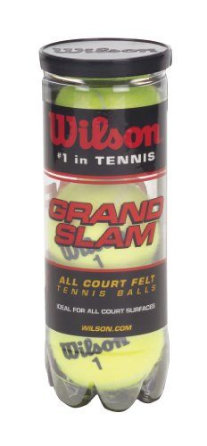 Wilson Sporting Goods Grand Slam Extra Duty Tennis Balls (1-Can)